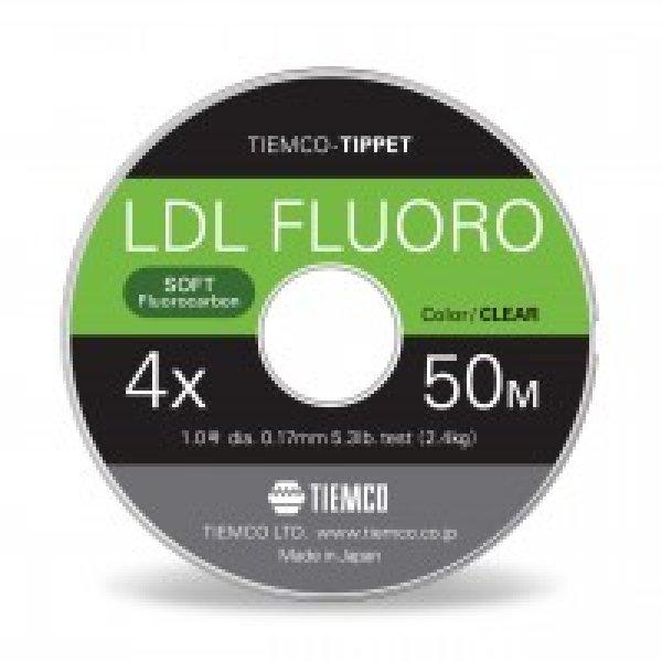 画像1: LDL フロロカーボンティペット (1)